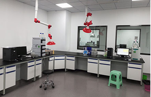 Have its own R&D laboratory